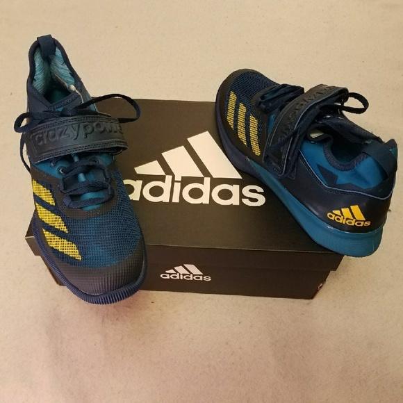 Adidas zapatos Crazy Power CrossFit hombre  zapatilla poshmark